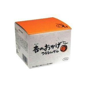 【杏のおかげつるるんゲル 100g】アンズ核油、アンズ種子エキス、アンズ果汁、ヨクイニン(ハトムギエ...