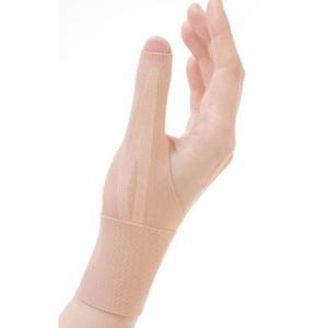 お医者さんのがっちり手首サポーター 手首用 サポーター 手首 親指 痛み 腱鞘炎 手首用サポーター ...