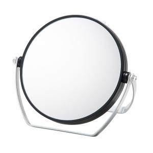 10倍拡大鏡付き 両面スタンドミラー YL-1500|heartdrop