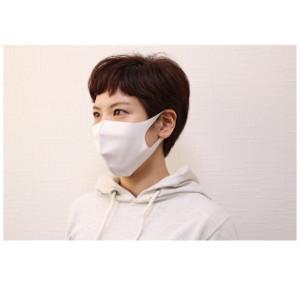 洗える抗菌防臭3Dマスク ホワイト 大人用 小さめ 2枚組 マスク 衛生マスク 立体 抗菌 防臭 3D構造 立体マスク 日本製 国産 レディース 女性 婦人 グッズ 人気|heartdrop