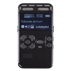 ポケットサイズで画面の大きなICレコーダー 本物ボイス君 ICレコーダー ボイスレコーダー 録音機 会議用 録音器 録音 ic録音機器 IC録音機 ic録音レコーダー heartdrop
