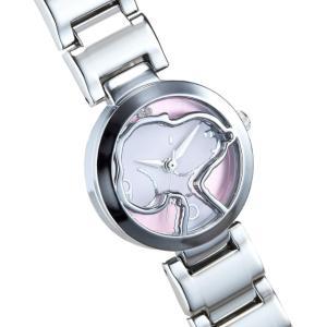 天然ダイヤモンドスヌーピー腕時計 腕時計 レディース腕時計 スヌーピー 時計 スヌーピー腕時計 キャラクター時計 限定 マニア コレクション ファン グッズ heartdrop