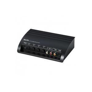 ELPA朝日電器 AVセレクター 4IN1 ASL-S411