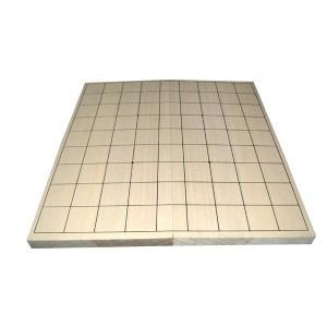 アガチス材を使用した折り畳みのできる将棋盤。1.3cm厚。 製造国:日本 素材・材質:木(新桂) 商...