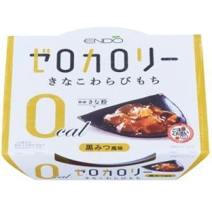 遠藤製餡 ゼロカロリーきな粉わらびもち 108g×6個