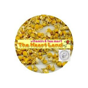 【GET!生活の木 農薬不使用・ドライハーブ カモマイル・ジャーマン300g】健康茶・ハーブティー|heartland2006