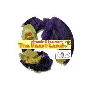 【GET!生活の木 オーガニック・ドライハーブ 有機マロウブルー50g】健康茶・ハーブティー|heartland2006