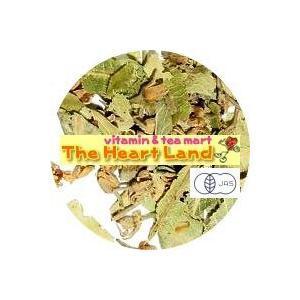 【GET!生活の木 オーガニック・ドライハーブ 有機リンデンフラワー(菩提樹)100g】健康茶・ハーブティー|heartland2006