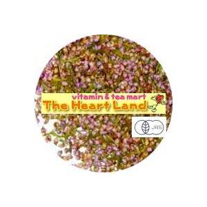 【GET!生活の木 オーガニック・ドライハーブ 有機ヒース(エリカ)100g】健康茶・ハーブティー|heartland2006