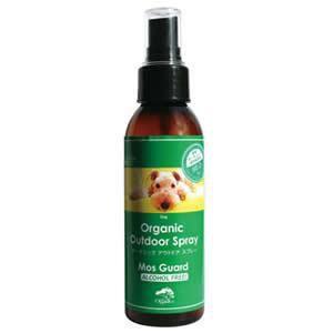 made of Organics for Dog アウトドアスプレー 125ml ペットのケア用品|heartland2006
