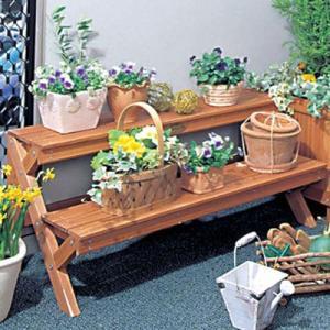 アイリスオーヤマ 木製フラワースタンド GD-...の関連商品5