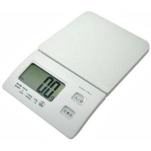 DRETEC ドリテック スリムスケール 計量器  2kg|heartmark-shop