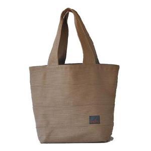 SASICCO 日本製  柔道着の生地を使用した三河木綿バッグ トート40 カーキ 正規品|heartmark-shop