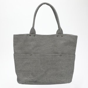 SASICCO 日本製  柔道着の生地を使用した三河木綿バッグ バケット大 消防刺し子 正規品|heartmark-shop