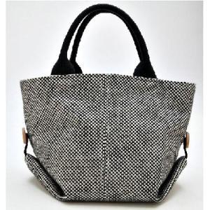 SASICCO 日本製  柔道着の生地を使用した三河木綿バッグ コンテバッグ 消防刺し子 正規品|heartmark-shop