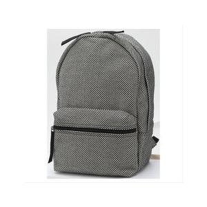 SASICCO 日本製  柔道着の生地を使用した三河木綿バッグ リュック 消防刺し子 正規品|heartmark-shop