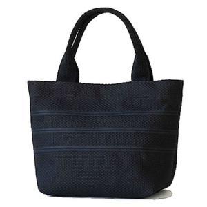 SASICCO 日本製  柔道着の生地を使用した三河木綿バッグ ライントート 黒×黒 正規品|heartmark-shop
