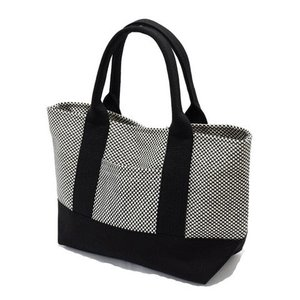 sasicco 日本製  柔道着の生地を使用した三河木綿バッグ OBIトートミニ 消防刺子|heartmark-shop