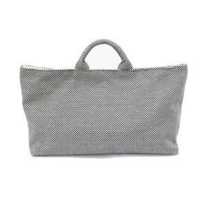 sasicco 日本製  柔道着の生地を使用した三河木綿バッグ 舟形トート 消防刺子|heartmark-shop