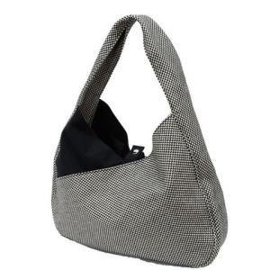 sasicco 日本製  柔道着の生地を使用した三河木綿バッグ コンテントバッグ 消防刺子|heartmark-shop