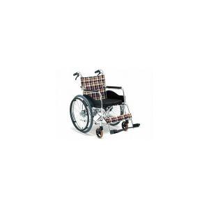 松永製作所 自走車いす 立ち止まり君 AR−201BT車椅子 車いす 自走用 軽量 折りたたみ アルミ heartpenguinshop