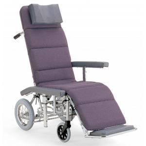 カワムラサイクル フルリクライニング介助型車椅子 標準タイプ RR60N介助式 フルリクライニング 多機能 車椅子 車イス heartpenguinshop