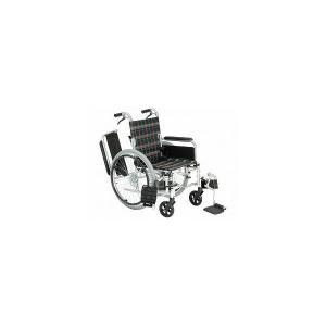 マキテック 多機能タイプ KS80(自走型車いす)車椅子 車いす 自走用 軽量 折りたたみ アルミ heartpenguinshop