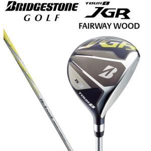ブリヂストンゴルフ 2017年モデル JGR  フェアウェイウッド JGRオリジナル TG1-5シャフト|heartstage