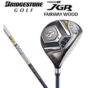 ブリヂストンゴルフ 2019年モデル JGR フェアウェイウッド TOUR AD for JGR TG2-5|heartstage