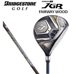 ブリヂストンゴルフ 2019年モデル JGR フェアウェイウッド AiR Speeder JGR|heartstage