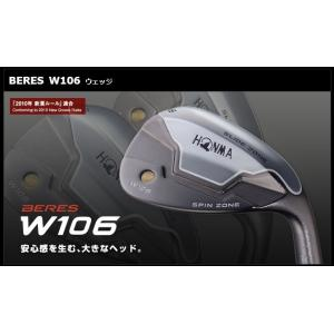 HONMA ホンマ BERES W106 ウエッジ NS950GH|heartstage