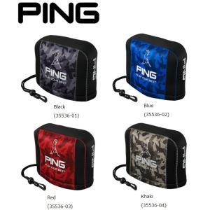 ピン PING カモアイアンカバー HC-C211