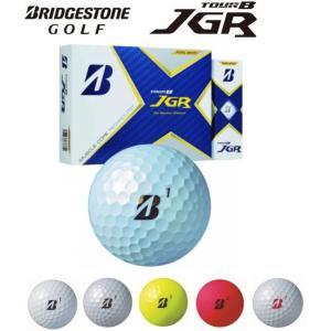 ブリヂストンゴルフ TOUR B JGR ゴルフボール 1ダース(12球入) 2021年モデル HEART STAGE