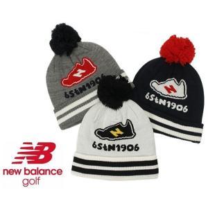 ニューバランスゴルフ レディース ニットキャップ 8287514 NJMG862F|heartstage