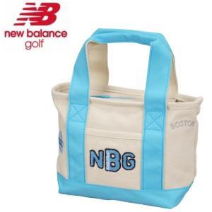 ニューバランスゴルフ ミニトートバッグ 012-8181500 NJMG8SB7|heartstage