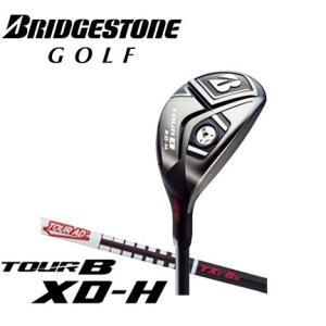 ブリヂストンゴルフ TOUR B XD-H ユーティリティ TOUR AD TX1-6H【在庫処分特価】 heartstage