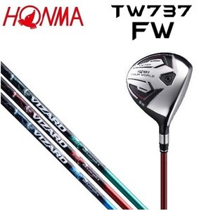 HONMA ホンマ TOUR WORLD TW737FW フェアウェイウッド|heartstage