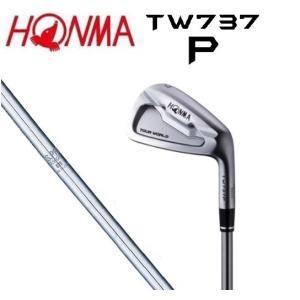 HONMA ホンマ TOUR WORLD TW737P アイアン 6本セット(#5〜#10) NS PRO950GH heartstage