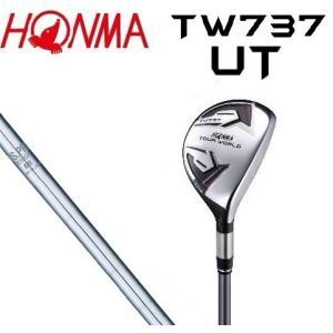 HONMA ホンマ TOUR WORLD TW737UT ユーティリティ NS950GH/S heartstage