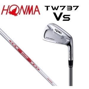 HONMA ホンマ TOUR WORLD TW737Vs アイアン 6本セット(#5〜#10) MODUS3 TOUR105/S heartstage