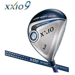 ダンロップ XXIO9(ゼクシオ9)フェアウェイウッド MP900|heartstage