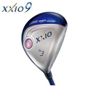 ダンロップ XXIO9(ゼクシオ9)レディース フェアウェイウッド MP900L heartstage