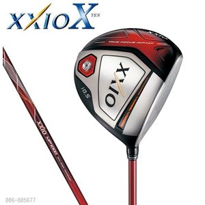 ダンロップ XXIO X(ゼクシオ10)ドライバー【レッド】MP1000|heartstage