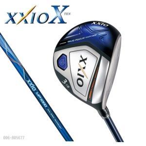 ダンロップ XXIO X(ゼクシオ10)フェアウェイウッド【ネイビー】MP1000|heartstage