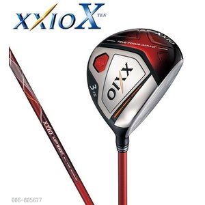 ダンロップ XXIO X(ゼクシオ10)フェアウェイウッド【レッド】MP1000|heartstage