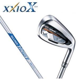 ダンロップ XXIO X(ゼクシオ10)アイアン 7本セット(#6〜9、PW、AW、SW)N.S.PRO.ZELOS7/R スチールシャフト|heartstage