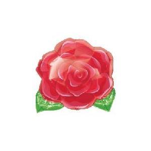 ローズ お花バルーン|heartwrap
