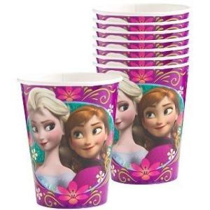 パーティーカップ ディズニー アナと雪の女王 誕生日会 パーティーグッズ デコレーション|heartwrap
