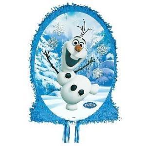 パーティーグッズ ピニャータ アナと雪の女王 Disney Frozen Olaf Pinata デコレーション|heartwrap