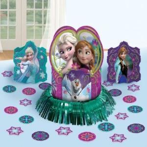 アナと雪の女王 ディズニー Disney Frozen Table Centerpiece Decorating Kit  誕生日 デコレーション|heartwrap